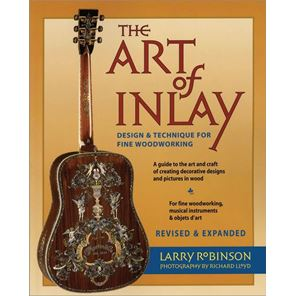 Afbeelding van The Art Of Inlay - Larry Robinson