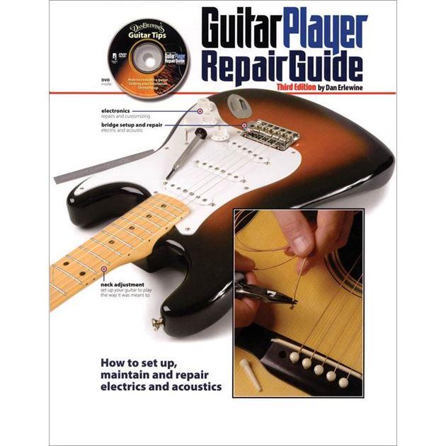 Afbeelding van The Guitar Player Repair Guide - Dan Erlewine