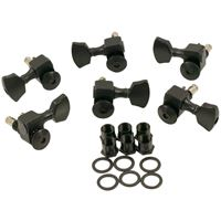 Picture of Sperzel Locking Tuners Black 3x3