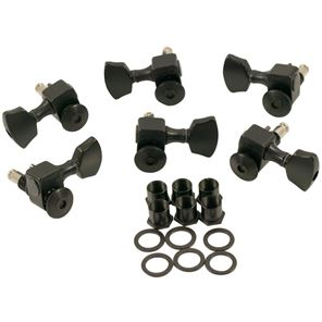 Picture of Sperzel Locking Tuners Satin Black 3x3