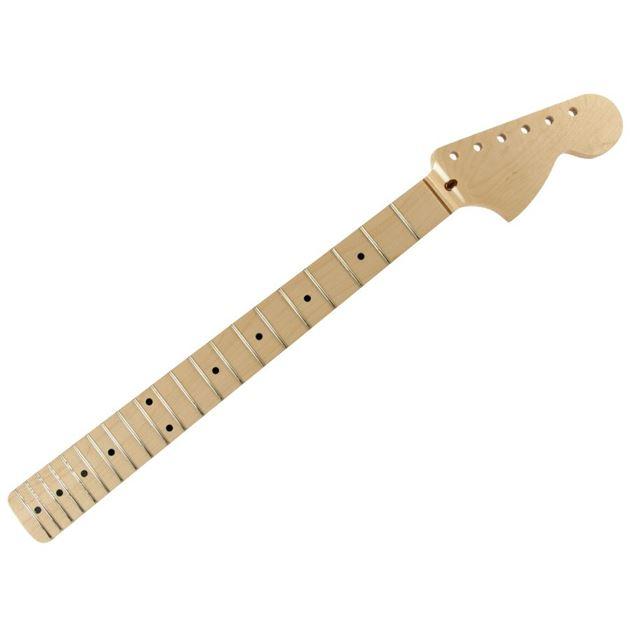 Fender Licensed Strat Neck Maple Big Headstock Guitarsuppliesnl
