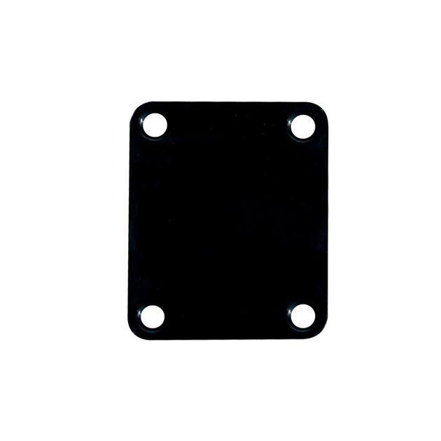 Afbeelding van Neck plate zwart