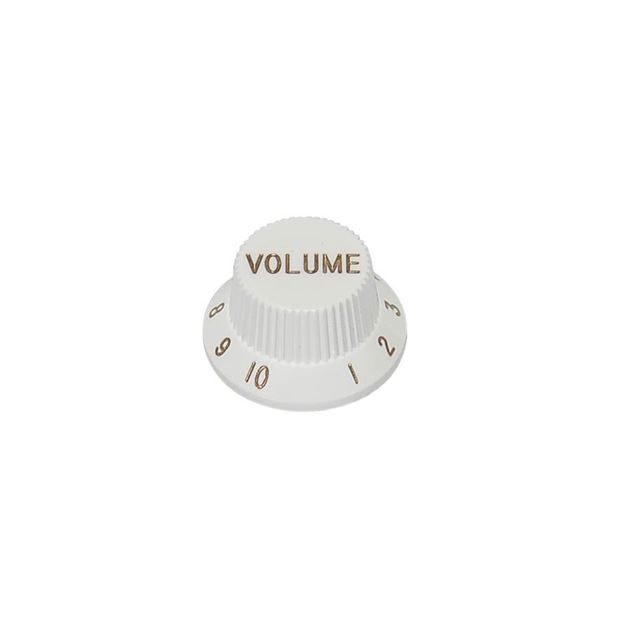 Picture of Strat® knop wit 'Volume'