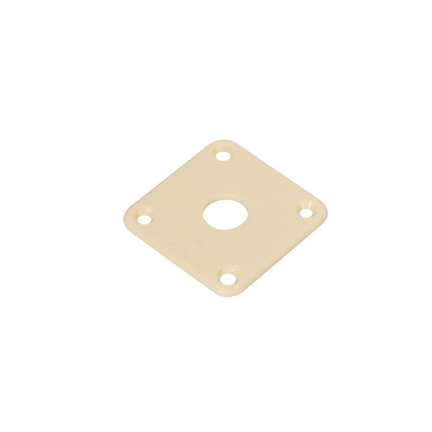 Picture of LP style input cover plastic créme