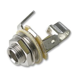 Picture of Neutrik Output Jack - 6.35mm Mono
