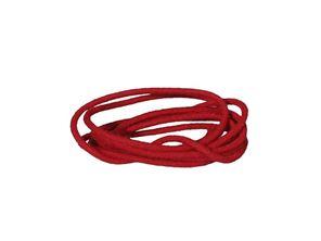 Afbeelding van Cloth wire red 1m