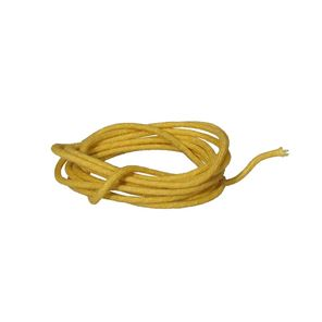 Picture of Cloth wire yellow 1m