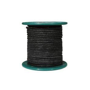 Picture of Cloth wire black 15m