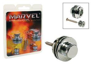 Picture of Marvel straplocks nickel