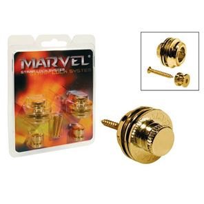 Picture of Marvel straplocks gold