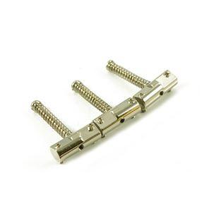 Afbeelding van Compensated Tele saddles nickel plated steel