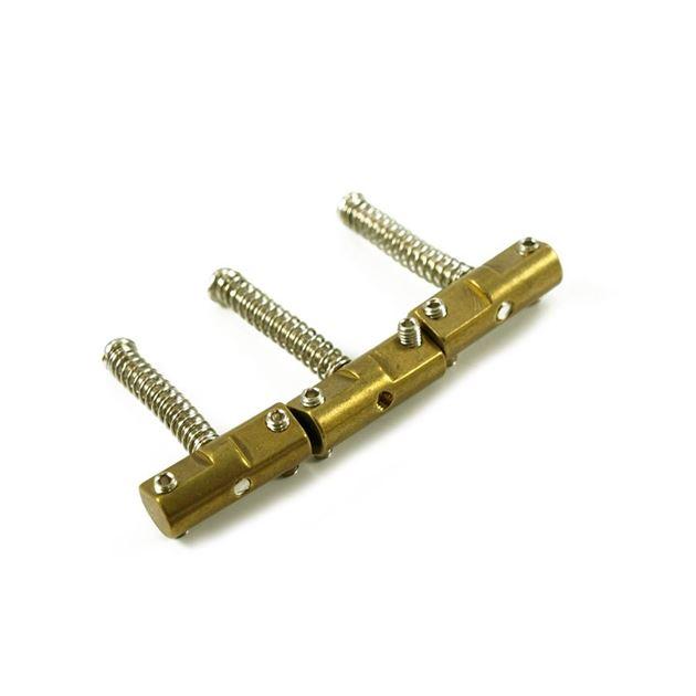 Afbeelding van Compensated Tele® brugzadelset brass