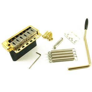 Picture of Wilkinson WVP6SB 5+1 Strat® style tremolo gold