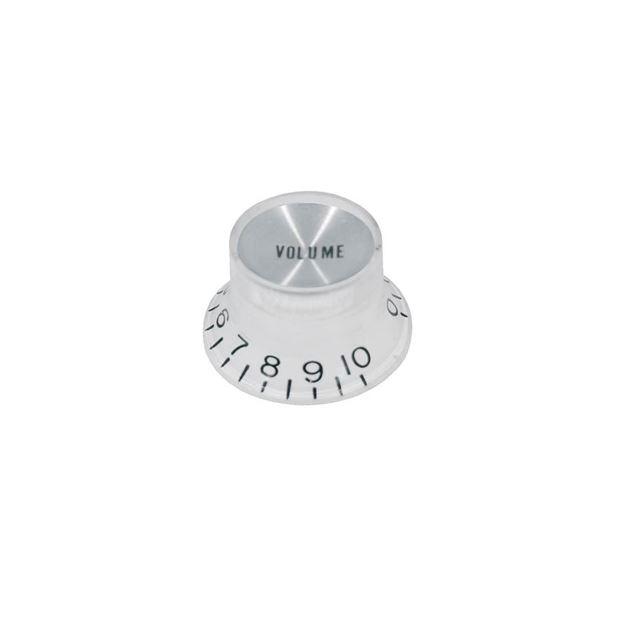 Afbeelding van Reflectorknob white Volume