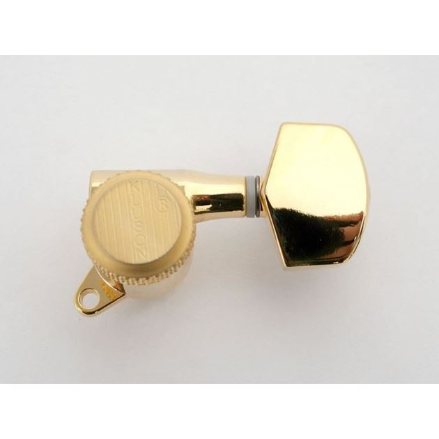Picture of Kluson backlock gold large button 3x3