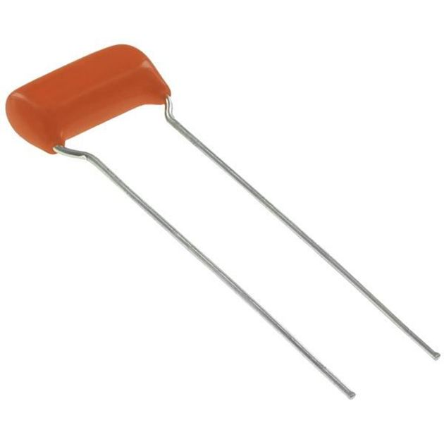 Afbeelding van Orange drop condensator 22nF