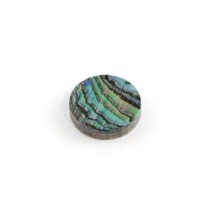 Picture of Abalone Dot 7mm x 1.3mm