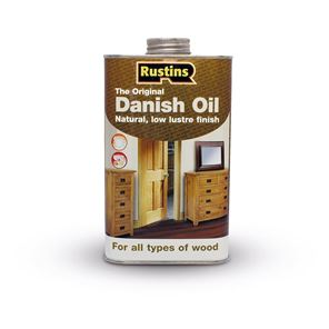 Picture of Danish oil 500ml