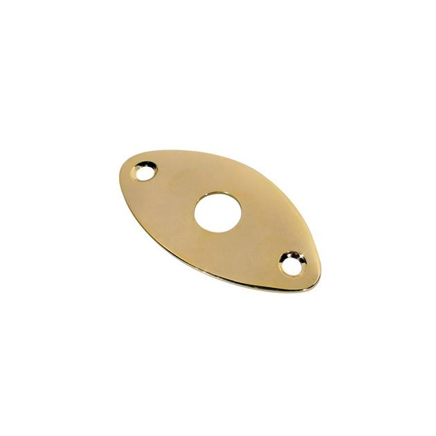 Picture of Oval input cover gold