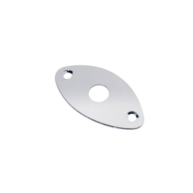 Picture of Oval input cover chrome