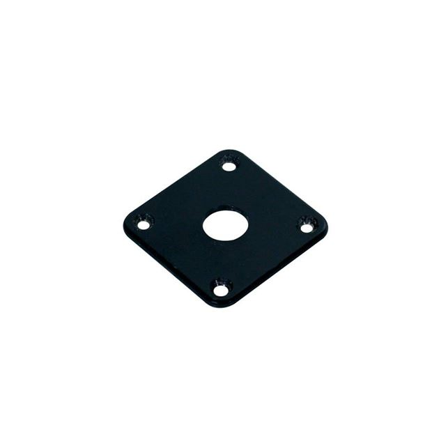 Picture of LP style input cover plastic zwart