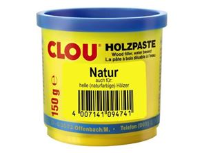 Picture of Clou poriënvuller naturel 150gr waterbased