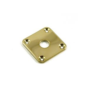 Picture of Gotoh square input cover gold