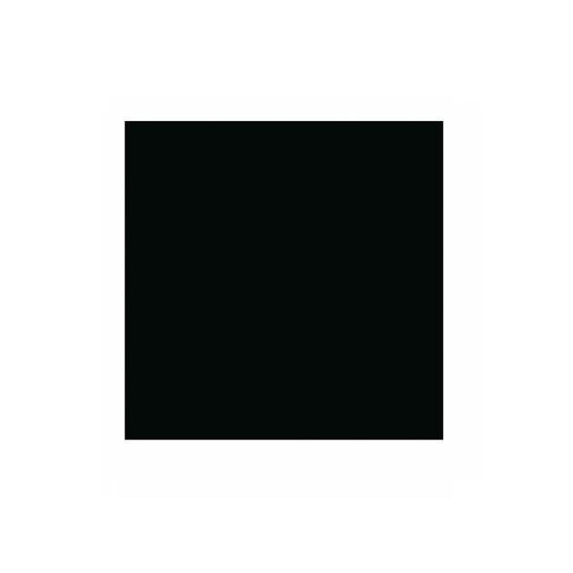 Afbeelding van Slagplaatmateriaal zwart 1 laag 300x290mm