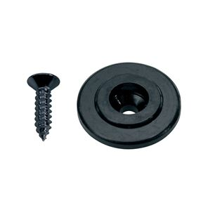 Picture of String retainer bass 19mm black