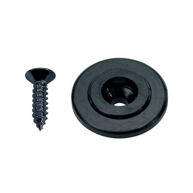 string retainer bass 19mm black. Black Bedroom Furniture Sets. Home Design Ideas