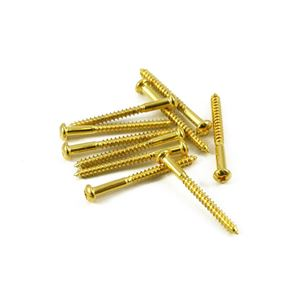 Picture of Element schroef, goud voor single coil