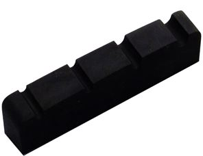 Afbeelding van Bass nut graphite black 41x3,5mm