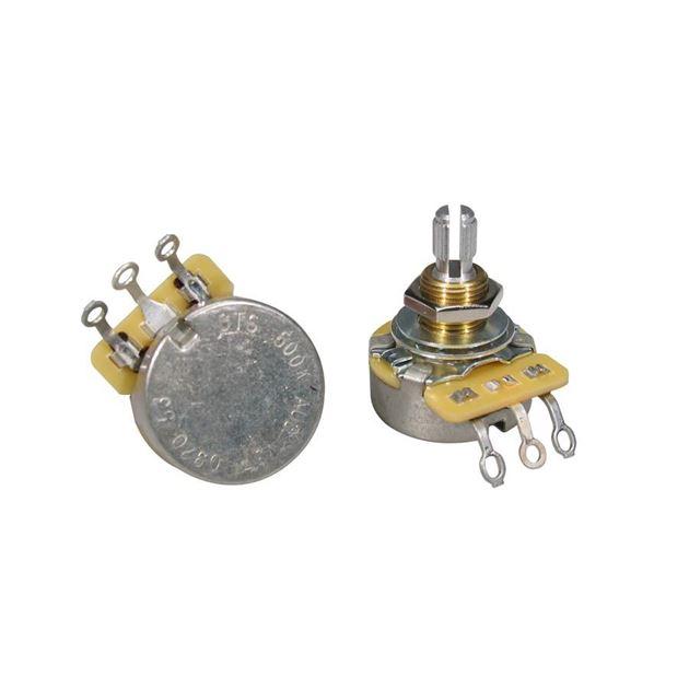 Picture of CTS Potmeter 500kOhm Logaritmisch / Audio