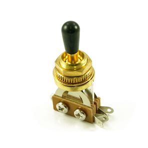 Picture of GSP LP-style 3-way toggle gold
