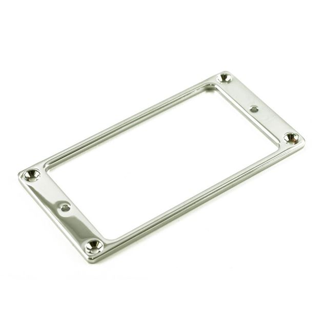 Picture of Chrome humbucker ring metal