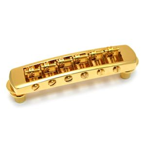 Picture of Schaller STM Gold Les Paul Roller Bridge