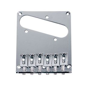 Picture of Tele® style brug chrome 6 zadels
