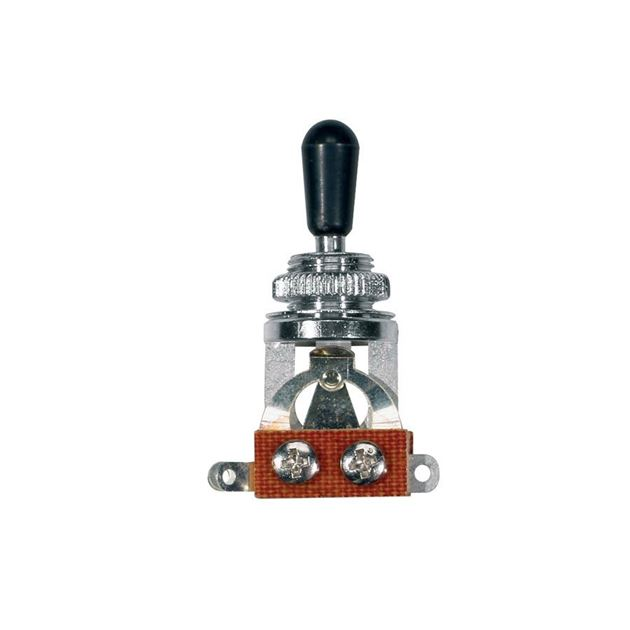 Picture of LP toggle switch black knob Japan