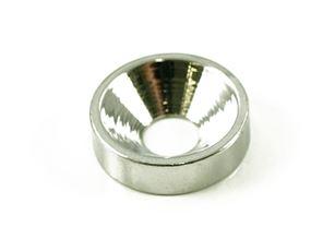 Afbeelding van Neck sockets chrome 12mm, set van 4