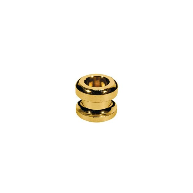 Picture of Strap pin 'Locking' Schaller style gold inc schroef