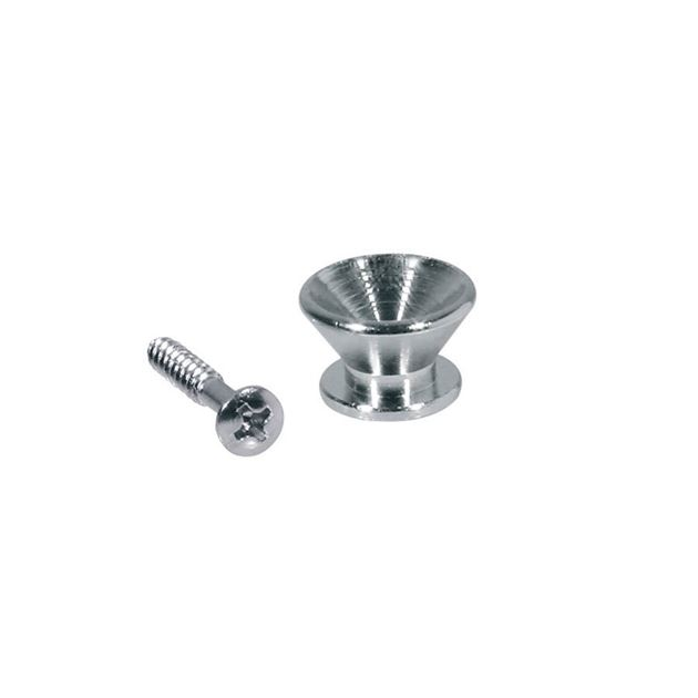 Picture of Strap Button Chrome inclusief schroef