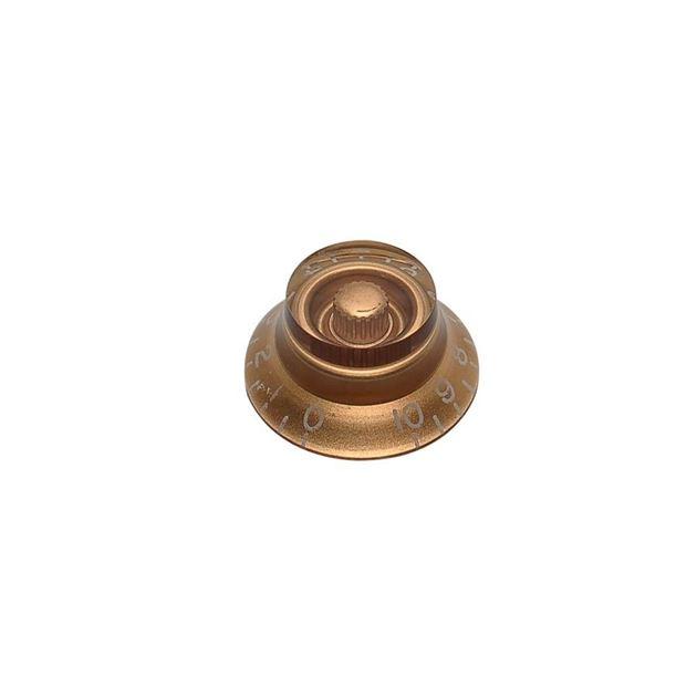 Afbeelding van Bell knob gold