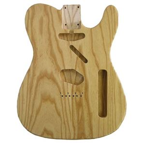Picture of Telecaster Body Natural Swamp Ash