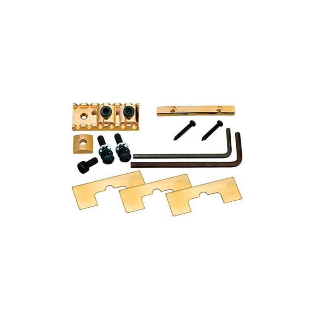 Picture of Gotoh toplock set 43mm gold