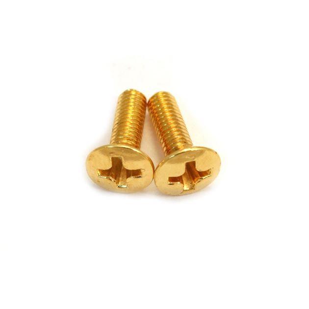 Picture of Schakelaar schroef goud
