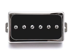 Afbeelding van Duesenberg Domino Bridge Black Nickel