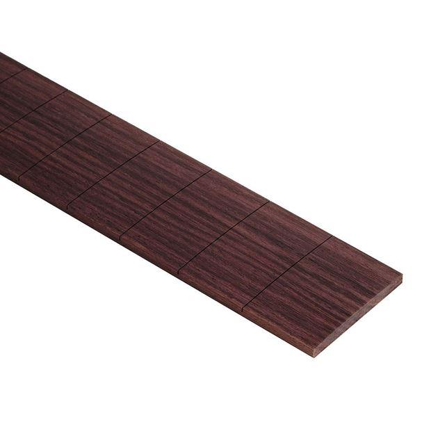 Afbeelding van Voorgezaagd rosewood fretboard. 24.75 inch scale 12 inch radius