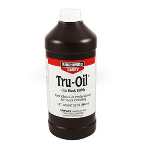 Picture of Birchwood Casey Tru-Oil 32 OZ - 960ml
