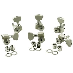Afbeelding van Sperzel Locking Tuners Satin Chrome 3x3