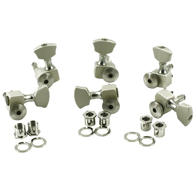 Picture of Sperzel Locking Tuners Polished Chrome 3x3